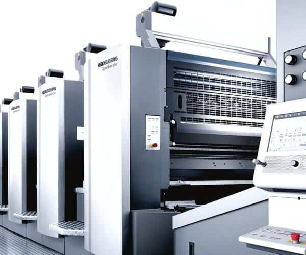 10 Colour Heidelberg 102 Press 600x500 - چاپخانه