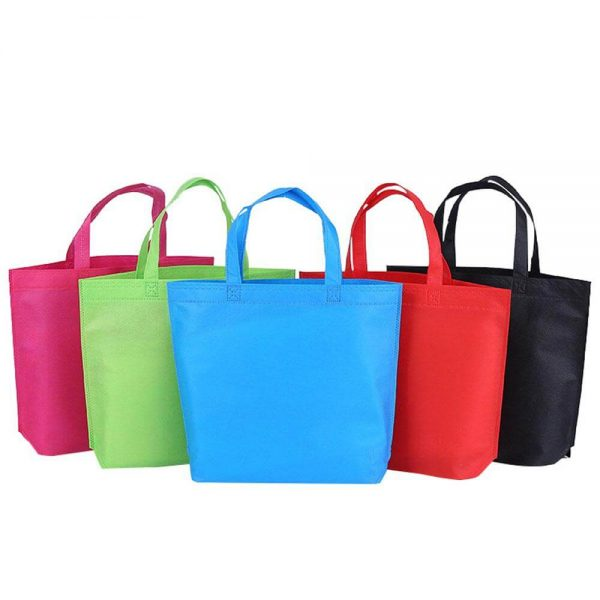 1pc non woven grocery foldable bag shopping 600x600 - نانوون