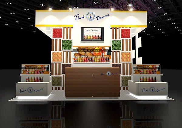 3d design booth food specialize 3d model max 3ds 600x423 - غرفه سازی