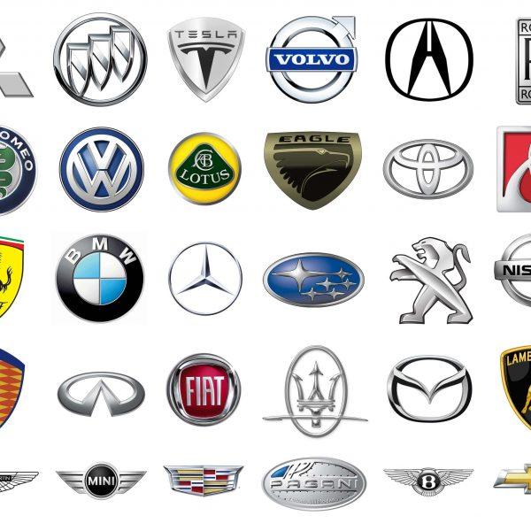 Car logos 600x600 - لوگو چیست