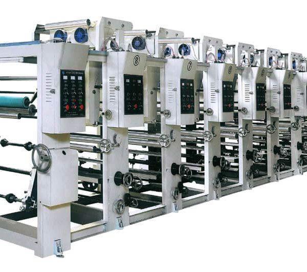 Gravure Printing Machine ASY Series  600x531 - فلکسو
