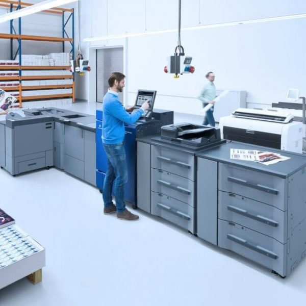 More profit in the print room from simply efficient production printers 600x600 - چاپ دیجیتال