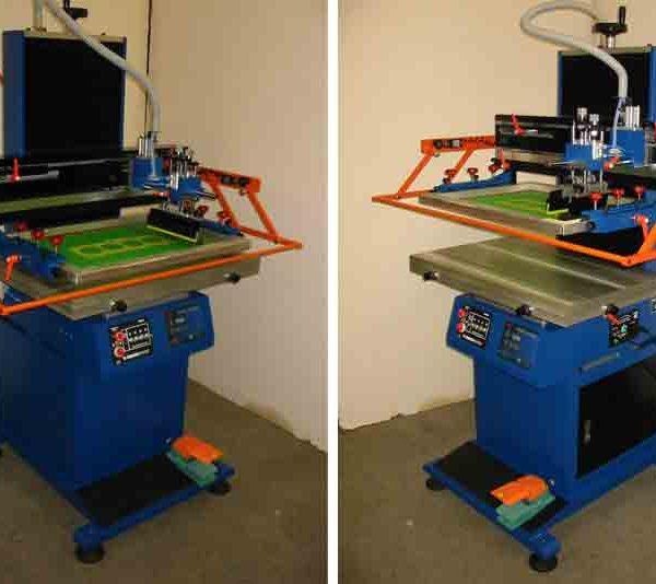 Siebdruckmaschine TIC SF 09A015 www.altenay.com  600x534 - آموزش چاپ سیلک