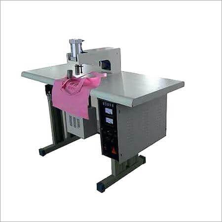 Ultrasonic Single Double Loop Handle Punch Welding Machine - دوخت التراسونیک