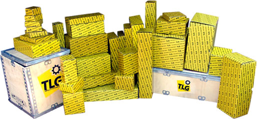 boxes - چاپ جعبه لوازم یدکی