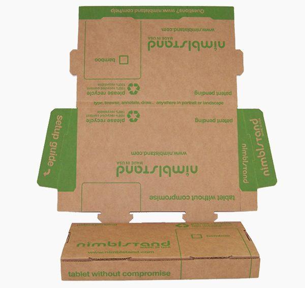 corrugated die cut folding carton box 600x567 - چاپ کارتن