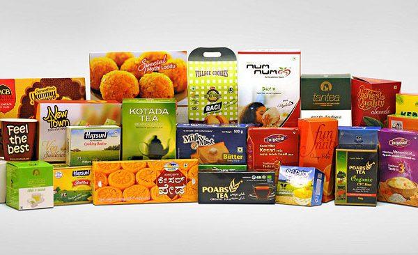 food packaging 600x366 - چاپ جعبه