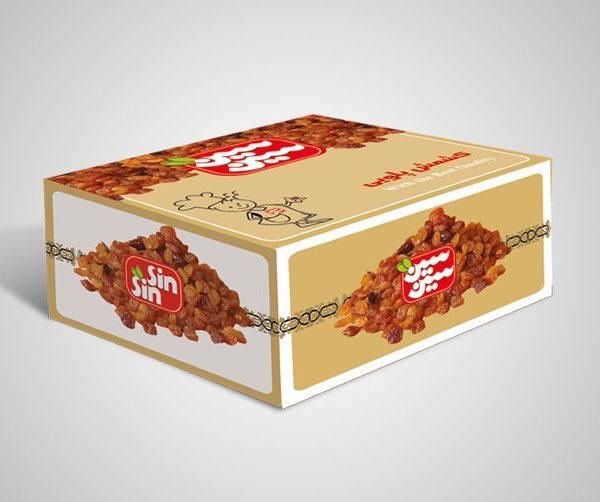 keshmesh sin sin 600x502 - چاپ جعبه