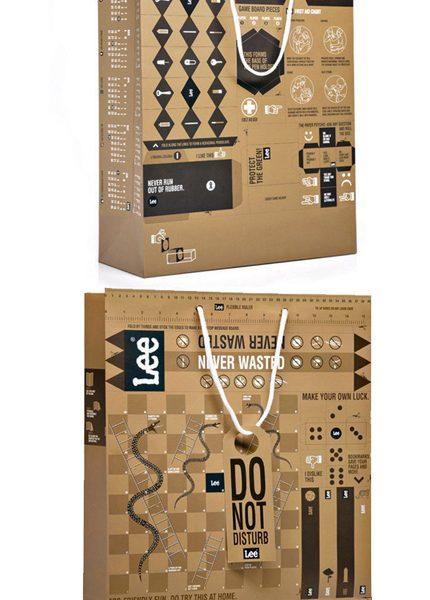 lee paper bag eco friendly recycling solution 430x600 - چاپ حرفه ای ساک دستی
