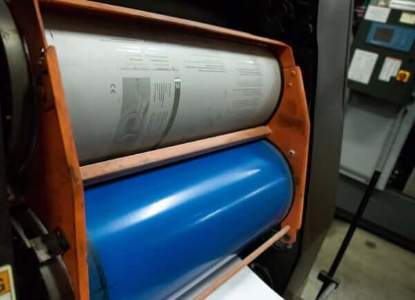 offset print sheet - چاپخانه