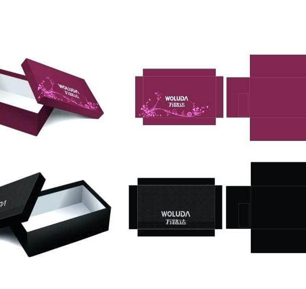 shoe boxes design fashion packaging box for shoe new design shoe packing boxes shoe box packaging design ideas 600x566 - چاپ جعبه
