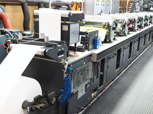 used labels printing machine flexo and letter press for labe 500x500 1 - فلکسو